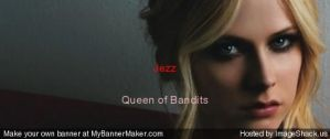Queen of the Bandits sig by beautyfulgrace