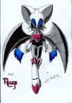 Metal Rouge by Max-Echidna-Bat