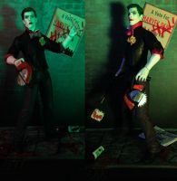 The Joker Custom Action Figure by MaxxieJames