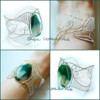 Sea Fairy Bracelet by OlgaC
