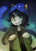 Nepeta by Sylladexter
