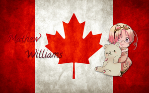 Canada Wallpaper by Sandwitch-Wizard