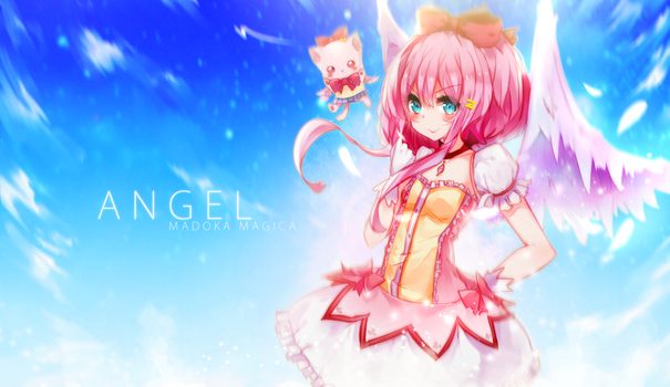 Angel oc by AoiKen