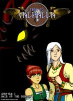 Path to Valhalla - CH1 Cover by V-PK