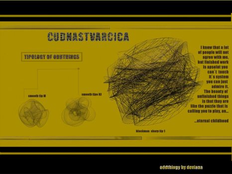 tipology of cudnastvarcica by deviana