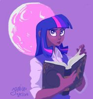 Twilight Sparkle by Yamino