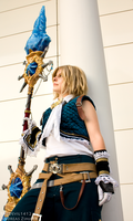 Final Fantasy Zidane Cosplay 2 by theDevil-photography