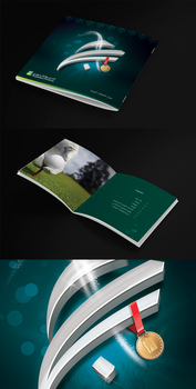 Aljazeera Finance Brochure by noorsalah