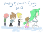 It's Father's Day by Alister-of-DOMA