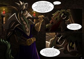 Tales of Aequoria I - page 25 by Schatten-Phoenix