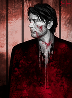 Hannibal... by chaoslavawolf