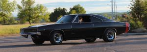 Bolting Before The Bullitt Flies by KyleAndTheClassics