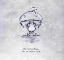 of Monsters and Mushrooms p13 by lafhaha