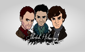 Sherlock United by imn01