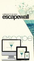 Escape Wall by HeskinRadiophonic