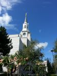 LDS Temple in Boston by GUDRUN355