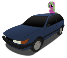 Old car  New owner :3 by BRONYVAGINEER