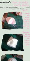How to make mochi tutorial p.2 by Peach-8D