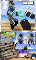 First Steps at Armonia Institute [Mini-Comic] by Vanilliana