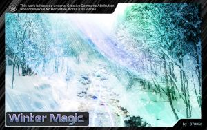Winter Magic Wallpaper Pack by 878952