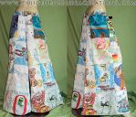 80s-Cartoons-Patchwork-Phat-Pants-2 by RedheadThePirate