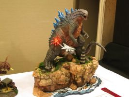 Memories of GFest: Super Epic G14 Model by kaijukid