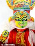 Colors of India (Kathakali) by The-Artist-Incognito