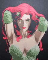 Poison Ivy by Papergizmo