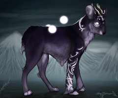 CREATURE AUCTION OPEN by BlackLightning95