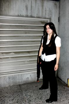 Resident Evil 6: Hurry Up! by SerenaDoll