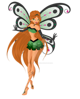 Lilly Altenate Enchantix by BrightEyesSunshine