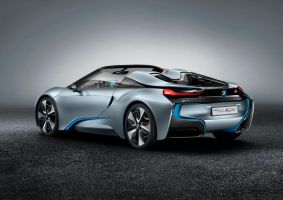 BMW i8 by Man-Of-World