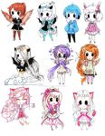 Gaiaonline chibi artsu commissions. by rin-moon-7-13