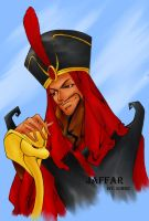 Jafar - Color by vanillacoke-disney
