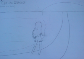 Sketch Go the Distance by Rose025