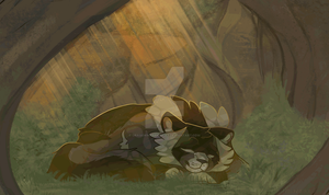 Warrior Cats  The Last One by DragonWarriorCat