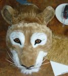 lion WIP by LilleahWest