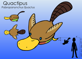 Quactipus by The-Knick