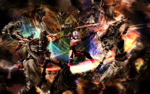 Soulcalibur Legends :ws: by FeathersoftheRuin
