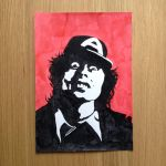 Day 15: Angus Young by Timur-Tyo