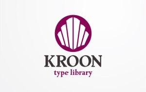Kroon Type Library Logo [PDF] by MartinSilvertant