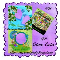Colours Easter QuickPage png Free by weezya