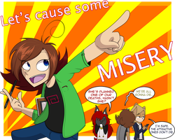 Let's cause some MISERY by Divert-S