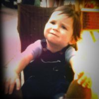 Holga Print 5 - Baby in Pram by uselessdesires