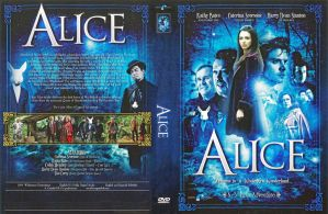 Alice 2009 DVD Cover by Craftigurumi