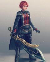 Character Concept #3: Runescape by JamesExcalibur