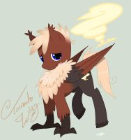 Tornado Wing by Yami-Child