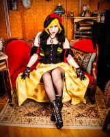 Steampunk Snow White 1 by ThePrincessNightmare