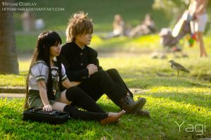 Date in Misaki city by Hitomi-Cosplay
