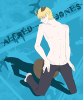 APH - Alfred Jones by oukiee